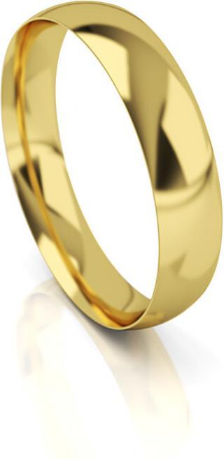 Art Diamond Pánský snubní prsten ze zlata AUG314 68 mm pánské
