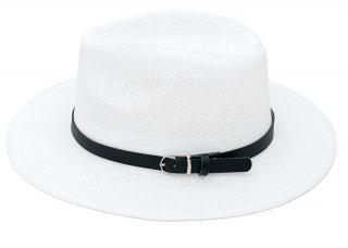 Art of Polo Letní klobouk - bílá cz16106.1 56 cm