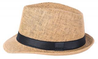 Art of Polo Letní klobouk cz14106 Light Brown 56 cm pánské