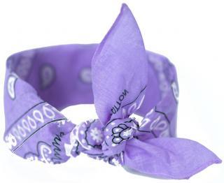 Art of Polo Šátek sz13014.12 Lavender dámské