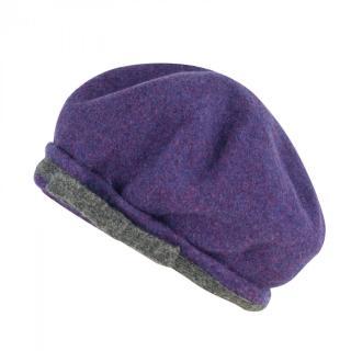 Art Of Polo Womans Beret cz13344 Violet dámské Purple One size