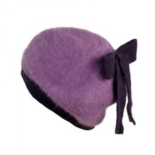 Art Of Polo Womans Beret cz2300 Violet dámské Purple One size