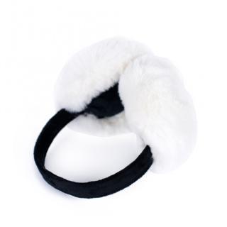 Art Of Polo Womans Earmuffs cz19410 dámské White One size