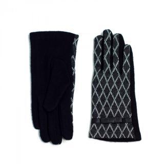 Art Of Polo Womans Gloves rk15379 dámské Black One size