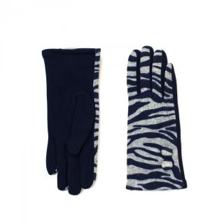 Art Of Polo Womans Gloves rk16379 Navy Blue dámské One size