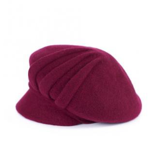Art Of Polo Womans Hat cz19311 Dark dámské Red One size