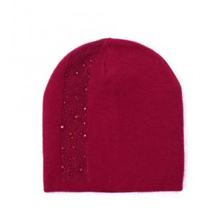Art Of Polo Womans Hat cz19529 Dark dámské Red One size