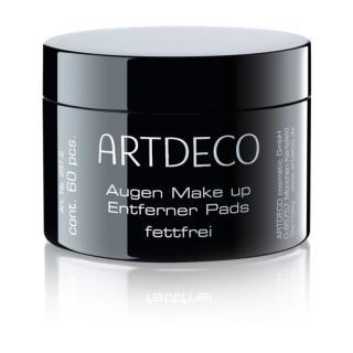 Artdeco Eye Makeup Remover odličovací tampony bez obsahu oleje 297.2 60 ks dámské 60 ks