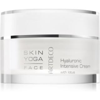 Artdeco Skin Yoga Hyaluronic intenzivně hydratační krém s kyselinou hyaluronovou 50 ml dámské 50 ml