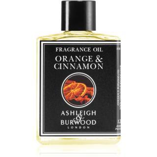 Ashleigh & Burwood London Fragrance Oil Orange & Cinnamon vonný olej 12 ml 12 ml