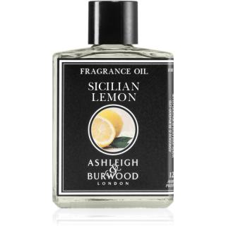 Ashleigh & Burwood London Fragrance Oil Sicilian Lemon vonný olej 12 ml 12 ml