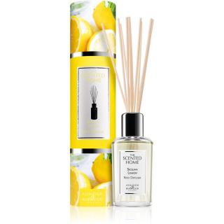 Ashleigh & Burwood London The Scented Home Sicillian Lemon aroma difuzér s náplní 150 ml 150 ml