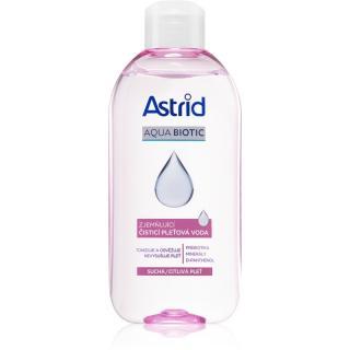 Astrid Aqua Biotic čisticí pleťová voda pro suchou a citlivou pokožku 200 ml dámské 200 ml