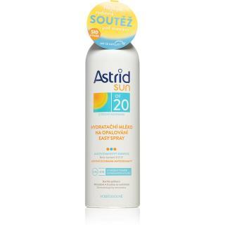 Astrid Sun hydratační mléko na opalování ve spreji SPF 20 150 ml dámské 150 ml
