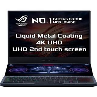 Asus ROG Zephyrus Duo GX550LXS-HC060T Gunmetal Gray kovový