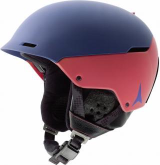 Atomic Automatic LF 3D - modrá 2016/ 17/18 Velikost helmy: L L,Ano