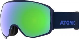 Atomic Count 360° Stereo - modrá/zelená 20/21