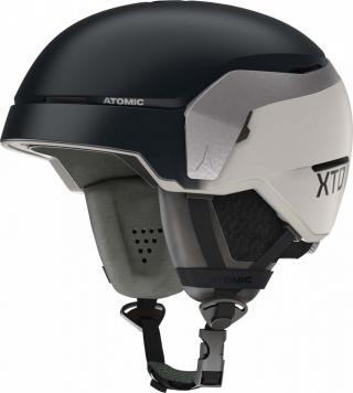 Atomic Count XTD - černá/šedá 21/22 Velikost helmy: S S,Ano