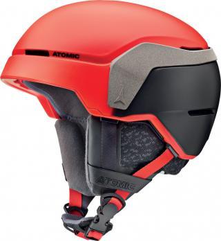 Atomic Count XTD - červená 20/21 Velikost helmy: M M,Ano
