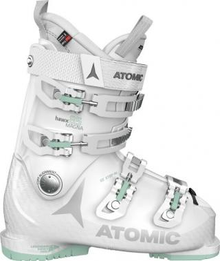 Atomic Hawx Magna 85 W White/Mint 25/25,5 20/21 dámské 25/25,5