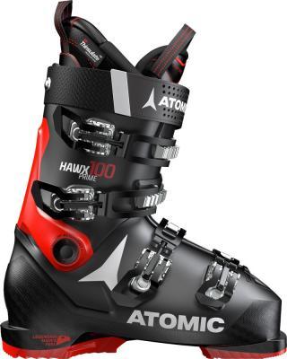 Atomic Hawx Prime 100 - černá/červená 20/21 Délka chodidla v cm: 31.0/31.5