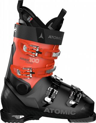 Atomic Hawx Prime 100 - černá/červená 21/22 Délka chodidla v cm: 25.0/25.5