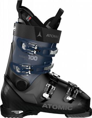 Atomic Hawx Prime 100 - černá/modrá 21/22 Délka chodidla v cm: 25.0/25.5