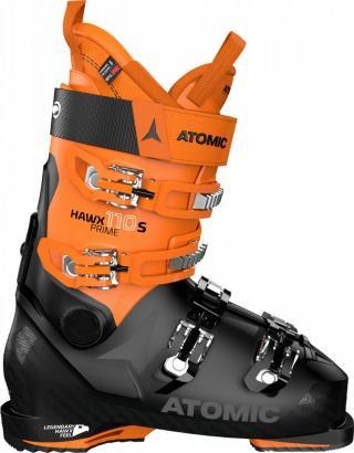Atomic Hawx Prime 110 S - černá/oranžová 21/22 Délka chodidla v cm: 24.0/24.5