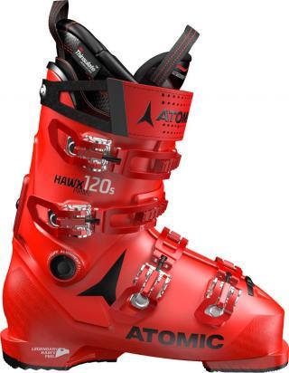 Atomic Hawx Prime 120 S - červená 20/21 Délka chodidla v cm: 26.0/26.5