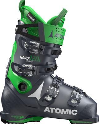 Atomic Hawx Prime 120 S - modrá/zelená 20/21 Délka chodidla v cm: 27.0/27.5