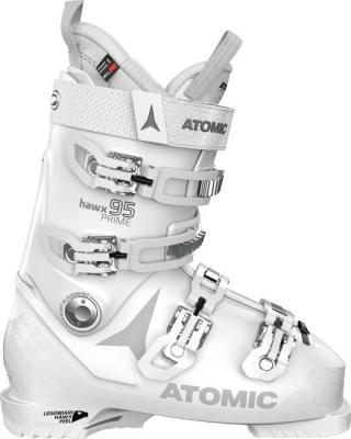 Atomic Hawx Prime 95 W White/Silver 25/25,5 20/21 dámské 25/25,5