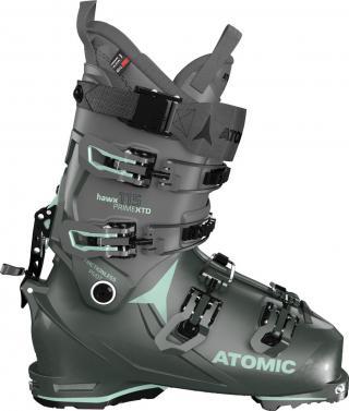 Atomic Hawx Prime XTD 115 W Tech GW 21/22 Délka chodidla v cm: 24.0/24.5 šedá