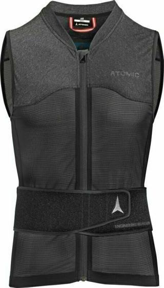 Atomic Live Shield Vest AMID M All Black XL 21/22