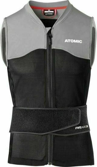 Atomic Live Shield Vest M Black/Grey M 21/22