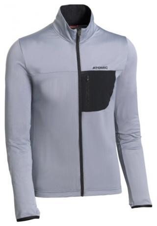Atomic M Savor Fleece Jacket Bluish Grey M 20/21 pánské M
