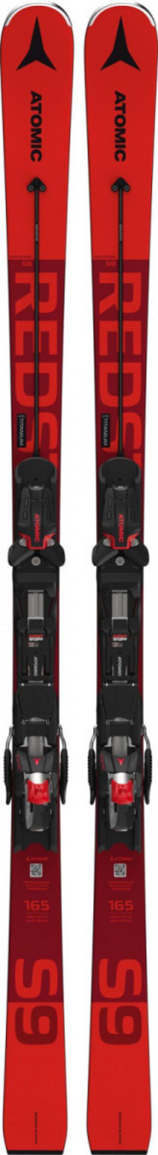 Atomic Redster S9   X12 GW 21/22 Délka: 153 cm červená