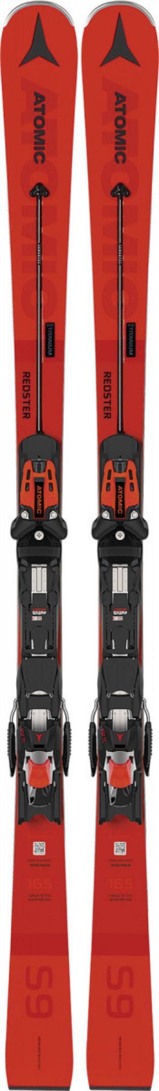 Atomic Redster S9   X12 TL GW 20/21 Délka: 165 cm červená