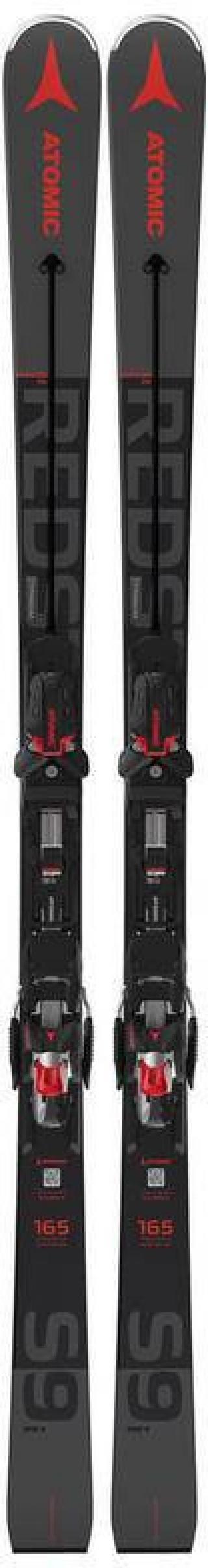 Atomic Redster S9i   X12 GW 20/21 Délka: 165 cm červená