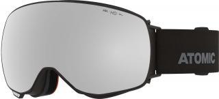 Atomic Revent Q HD - černá/stříbrná 20/21