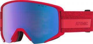Atomic Savor Big HD - červená/modrá 20/21