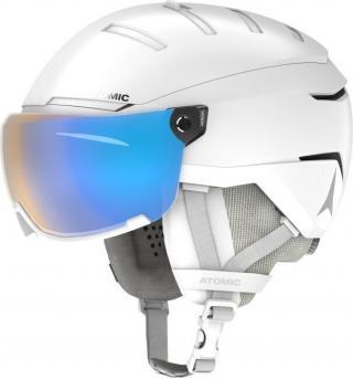 Atomic Savor GT Visor Photo White L 20/21 pánské Blue L