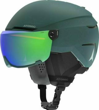 Atomic Savor Visor Stereo Green 55-59 21/22