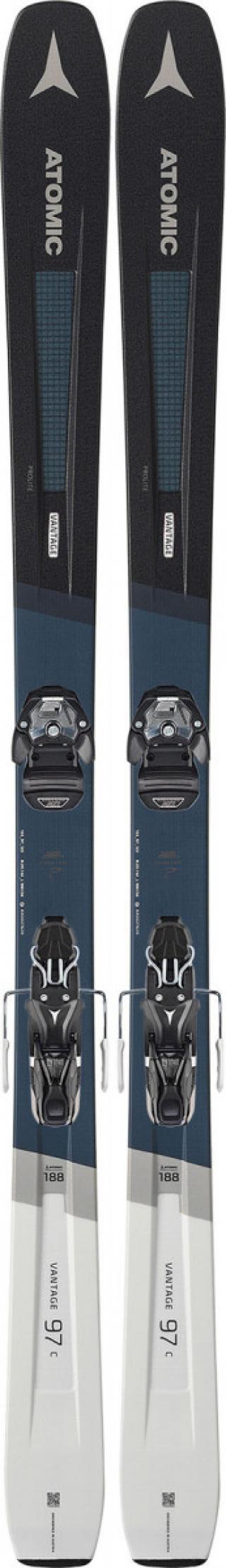 Atomic Vantage 97 C   Warden MNC 11 20/21 Délka: 172 cm modrá