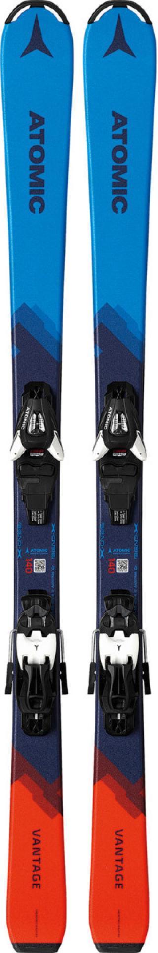 Atomic Vantage Jr 130-150cm   C5 GW 21/22 Délka: 130 cm modrá