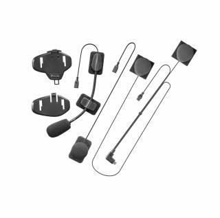 Audio kit CellularLine INTERPHONE 2018 se dvěma mikrofony