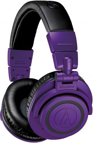 Audio-Technica ATH-M50xBT PB Violet