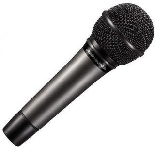 Audio-Technica ATM 510 Cardioid Dynamic Handheld Microphone
