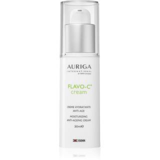 Auriga Flavo-C hydratační krém proti vráskám Moisturizing Anti-Ageing Cream 30 ml dámské 30 ml