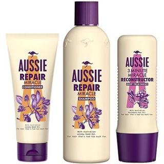 AUSSIE Repair Set Shampoo 300 ml   Conditioner 200 ml   Mask 250 ml