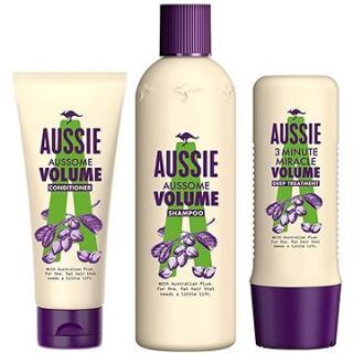 AUSSIE Volume Set Shampoo 300 ml   Conditioner 200 ml   Mask 225 ml